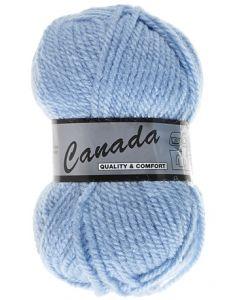 pelote 50 g canada de lammy 011 bleu clair