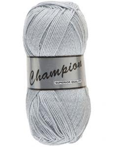 Pelote 100g Champion uni coloris 038 gris