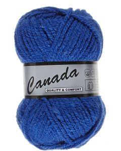 pelote 50 g canada de lammy 040 bleu nattier
