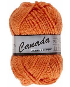 pelote 50 g canada de lammy 041 orange