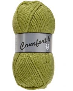 pelote 100 g comfort 6 coloris 071 vert pistache bain 01