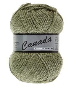 pelote 50 g canada de lammy 076 vert tilleul