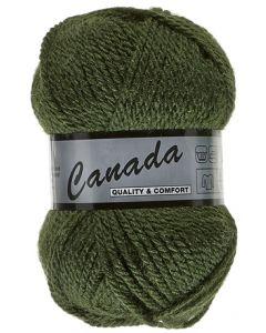 pelote 50 g canada de lammy 079 vert foncé