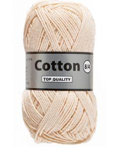 pelote 50 g Coton 8/4 coloris 218