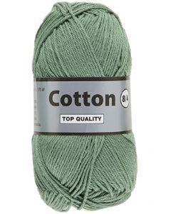 pelote 50 g Coton 8/4 coloris vert 375