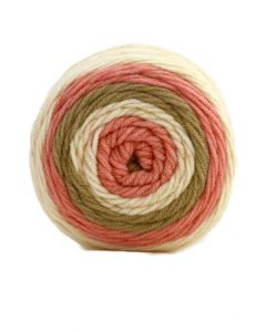 pelote 140 g Crazy Colors de Lammy coloris 434