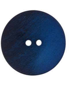 bouton 30 mm polyester 452593 coloris 68 marine