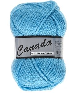 pelote 50 g canada de lammy 459 turquoise