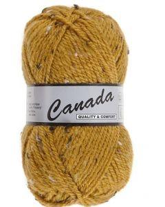 pelote 50 g canada de lammy curry tweed 490