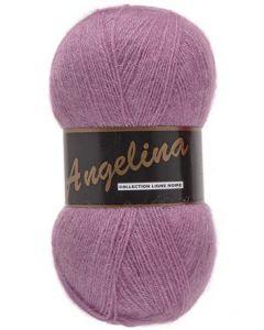 pelote de 100 g Angelina de Lammy coloris rose 063