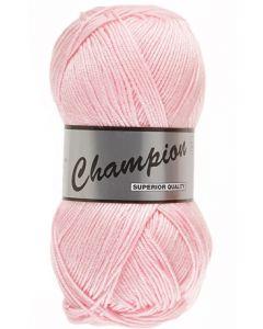 Pelote 100g Champion uni coloris 710 rose