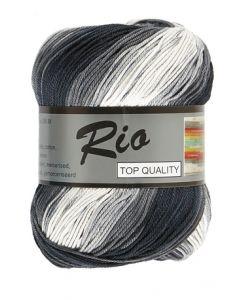 pelote de 100 g coton rio jacquard coloris 909
