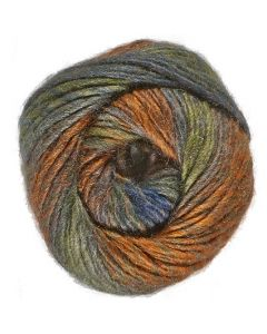 pelote 100 g rainbow de lammy coloris 911