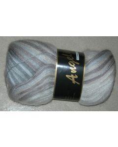pelote de 100 g Angelina de Lammy coloris multicolore 612 grège