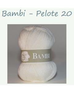 PELOTES bambi de textiles de la marque
