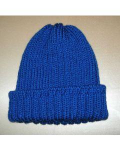 kit tricot Bonnet cotes 2/2