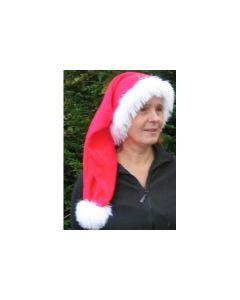 Kit tricot bonnet lutin de Noël