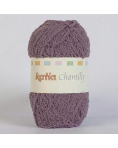 pelote 50 g CHANTILLY de katia coloris brun 57 bain 44915