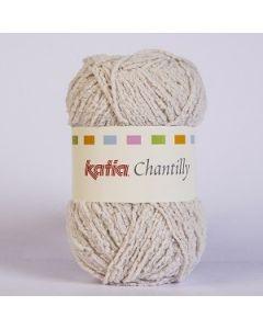pelote 50 g CHANTILLY de katia coloris mastic 59 bain 46452