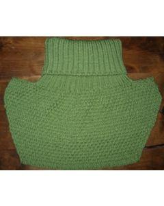 kit tricot faux col roulé à plastron en première