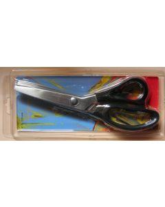 1 grande paire de ciseaux cranteurs 23,5 cm