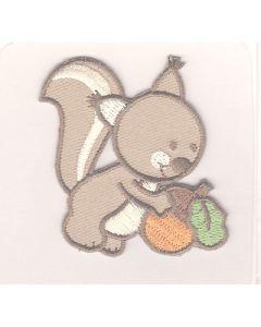 Application petit écureuil