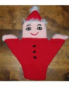 kit tricot marionnette à main n°1 : lutin