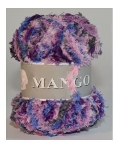 pelote 50 g Mango multicolore de TDLM coloris 108