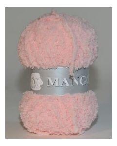 pelote 50 g Mango uni de TDLM coloris 33 rose clair