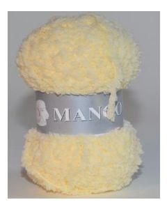 pelote 50 g Mango uni de TDLM coloris 39 jaune clair