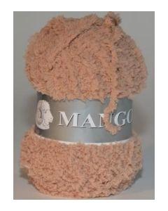 pelote 50 g Mango uni de TDLM coloris 56 grège