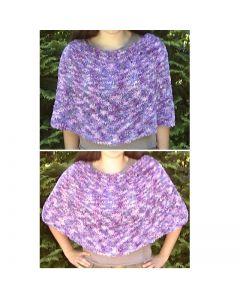 Kit tricot chauffe épaules Mango 2 ans à adulte