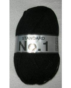 pelote 50 g numero 1 de lammy coloris 001 noir