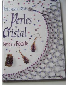 livre Parures de rêves, perles de cristal et perles de rocaille