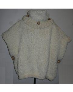 poncho Highland10 et Tendresse en kit ou déjà tricoté