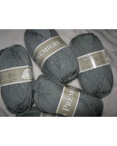 pelote 50 g première de TDLM coloris gris 29