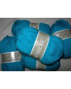 pelote 50 g première de TDLM coloris turquoise 47