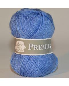 pelote 50 g première de TDLM coloris bleu 535