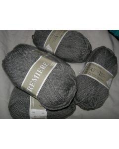 pelote 50 g première de TDLM coloris gris 65