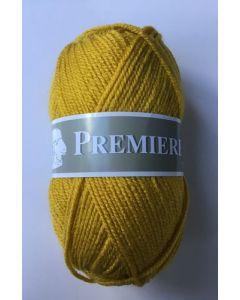 pelote 50 g première de TDLM coloris moutarde 239