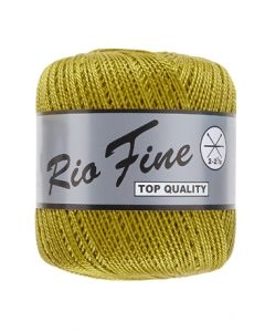 pelote 50 g coton mercerisé RIO FINE coloris 027