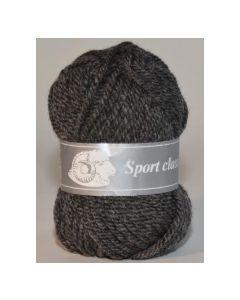 Pelote 50 g SPORT CLASSIQUE de Textiles de la Marque coloris gris foncé 12
