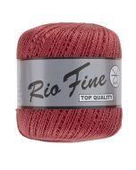 pelote 50 g coton mercerisé RIO FINE coloris 042